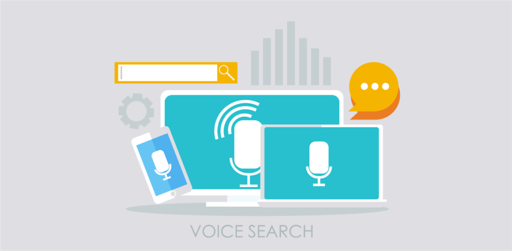 Voice Search - Die Sprachsuche
